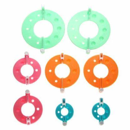 N029 - Pompom maker - skapa garnbollar