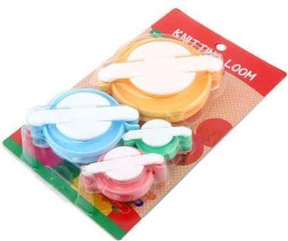 N063 - Pompom maker - skapa garnbollar