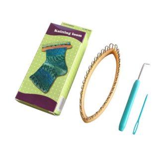 N072 - Yarn knitting loom